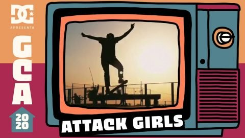 GCA 2020 - ATTACK GIRLS | Black Media