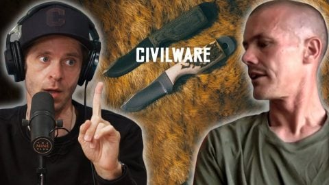Geoff Rowley Talks About His Outdoor Company Civilware | Nine Club Highlights