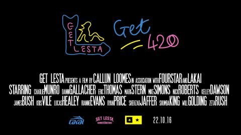Get 420 - Official Trailer - getlesta