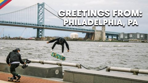 Get An Inside Look At The Philly Skate Scene  |  GREETINGS FROM: PHILADELPHIA | Red Bull Skateboarding