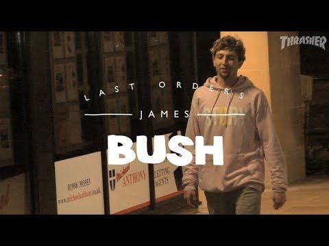 Get Lesta - Last Orders - James Bush - getlesta