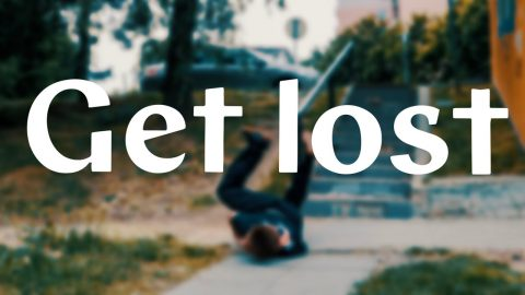 """GET LOST"" - COMING SOON 