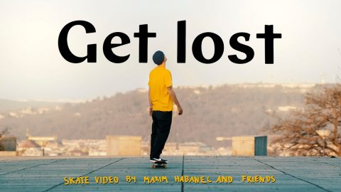 """GET LOST"" Skate Video 