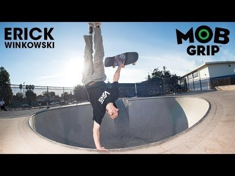 Gettin' Buck In The Barrio: Erick Winkowski | The Grippiest - Mob Grip