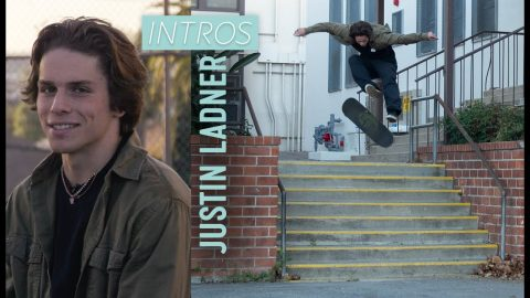 Getting Buck In The Streets With Justin Ladner | Intros | The Berrics