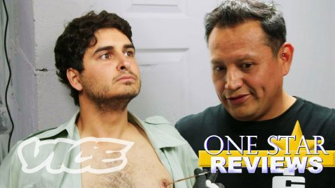 Getting Pierced at One of Yelp's Worst Rated Piercing Shops | One Star Reviews | VICE