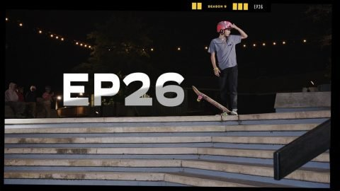 Ghetto Burden - EP26 - Camp Woodward Season 9 | Woodward Camp