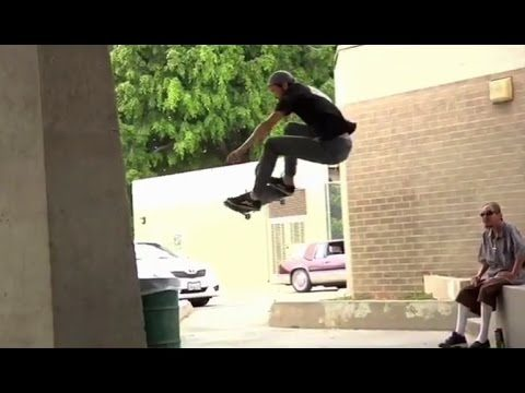 GIANT 12ft Gap Out To FS Wallride!! - Behind the Clips - Tom Rohrer
