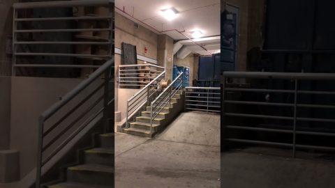 GIANT RAT ATTACKS SKATERS IN DC | Bustcrew