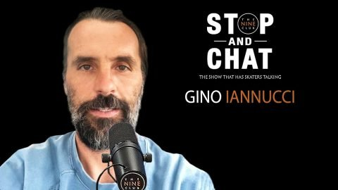 Gino Iannucci - Stop And Chat | The Nine Club With Chris Roberts | The Nine Club