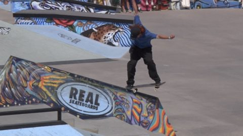Giovani Vianna's Winning Run at Phx Am 2019 | ThrasherMagazine