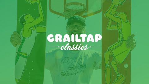 Girl Skateboards | B-Ball Series by Andy Jenkins | Crailtap Classics | crailtap