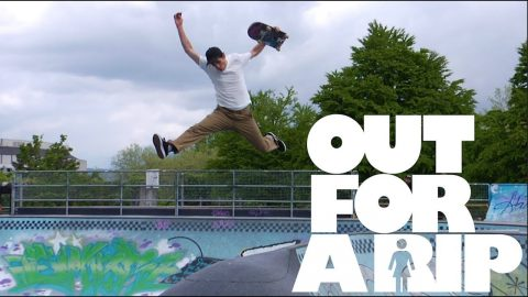 GIRL SKATEBOARDS: OUT FOR A RIP | crailtap