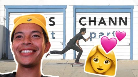 GIRLFRIEND CRITIQUES MY STREET PART | Chris Chann