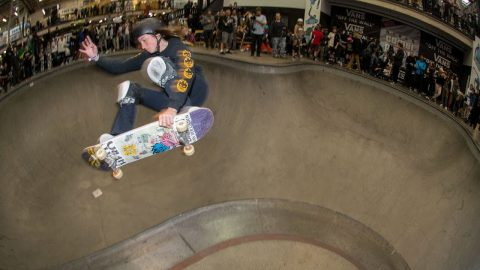 Girls Combi Pool Classic Video - ThrasherMagazine