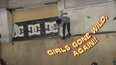 Girls Gone Wild, Again! (Girl Skate UK X BAGHEAD CREW) - BAGHEAD CREW