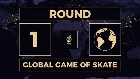 GLOBAL GAME OF SKATE ROUND 1 | Global Game of Skate