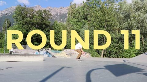 GLOBAL GAME OF SKATE ROUND 11 | Global Game of Skate