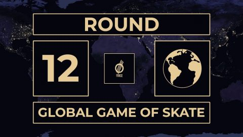 GLOBAL GAME OF SKATE ROUND 12 | Global Game of Skate