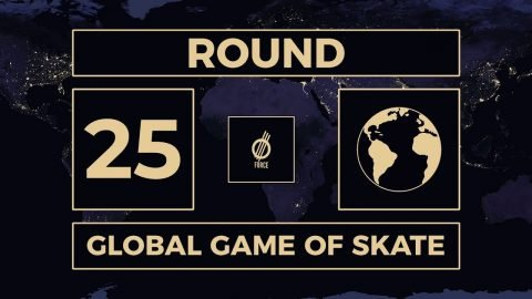 GLOBAL GAME OF SKATE | ROUND 25 | Global Game of Skate