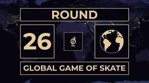 GLOBAL GAME OF SKATE | ROUND 26 | Global Game of Skate
