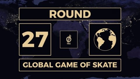 GLOBAL GAME OF SKATE | ROUND 27 | Global Game of Skate