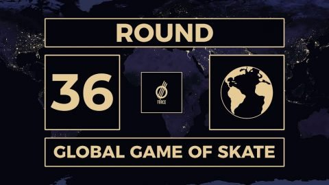 GLOBAL GAME OF SKATE | ROUND 36 | Global Game of Skate
