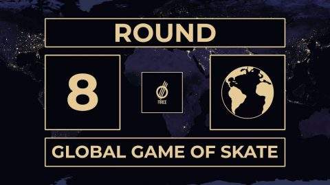 GLOBAL GAME OF SKATE | ROUND 8 | Global Game of Skate