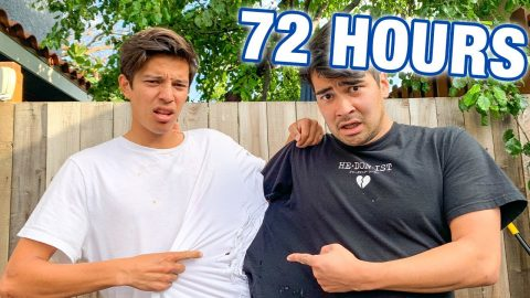 Glued Together For 72 HOURS | Chris Chann