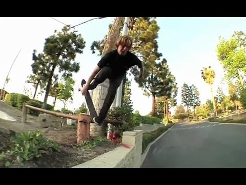 Gnarly BS Feeble Grind to Noseblunt Yank Out!?!! - WTF! - Timmy Knuth - Metro Skateboarding