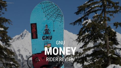 GNU Money 2019 Snowboard Rider Review - Tactics.com - Tactics Boardshop