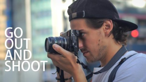 Go out and shoot!!! - tomothehomeless
