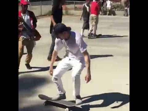 Go Skate Day 2017 Lincoln Park - SUPRA Footwear