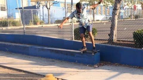 Go skateboard day everyday! Summer in LA - Vimeo / FaveLA skateboarding media's videos