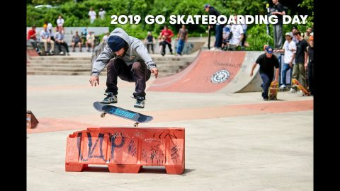 Go Skateboarding Day 2019 with TJ Rojers, Jamie Foy, Torey Pudwill & More! | Red Bull Skateboarding