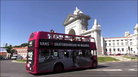 GO SKATEBOARDING DAY MADRID 2018 | welcomeskateboarding