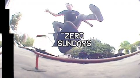 Go Skateboarding Day | Zero Sundays - ep 1 | Zero Skateboards