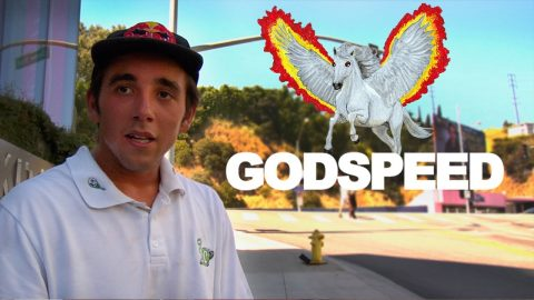 GODSPEED by Davonte Jolly | Illegal Civ