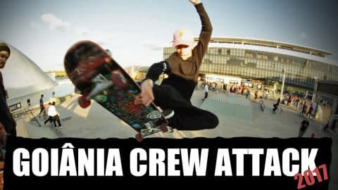 Goiânia Crew Attack 2017 - Eventos - Black Media