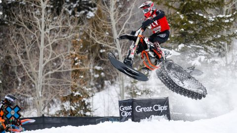 GOLD MEDAL VIDEO: Adaptive Snow BikeCross | X Games Aspen 2020 | X Games