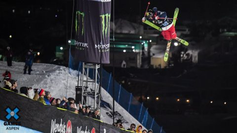 GOLD MEDAL VIDEO: Great Clips Men's Ski SuperPipe | X Games Aspen 2020 | X Games