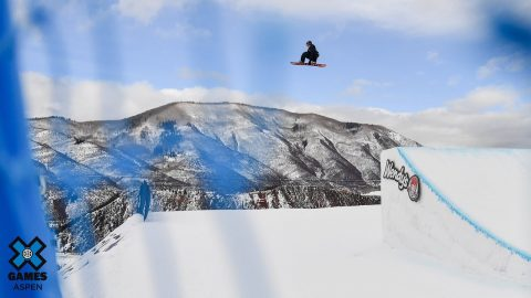 GOLD MEDAL VIDEO: Jeep Men's Snowboard Slopestyle | X Games Aspen 2020 | X Games