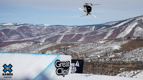 GOLD MEDAL VIDEO: Jeep Women's Ski Slopestyle | X Games Aspen 2020 | X Games