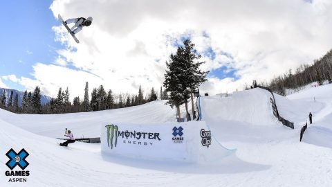 GOLD MEDAL VIDEO: Jeep Women's Snowboard Slopestyle | X Games Aspen 2020 | X Games