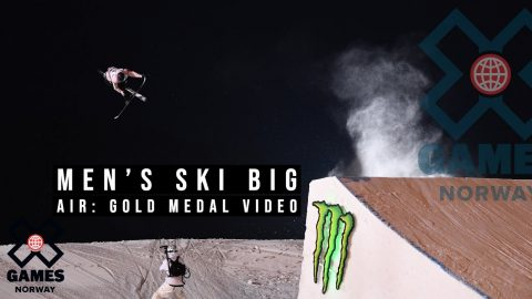 GOLD MEDAL VIDEO: Men's Ski Big Air | X Games Norway 2020 | X Games