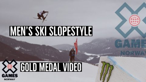 GOLD MEDAL VIDEO: Men's Ski Slopestyle | X Games Norway 2020 | X Games