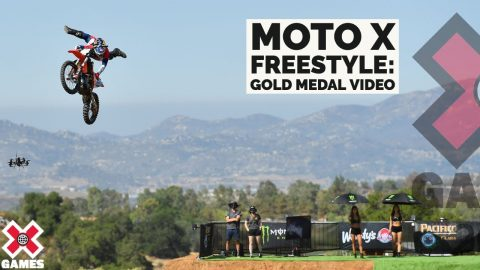 GOLD MEDAL VIDEO: Moto X Freestyle | X Games 2021 | X Games