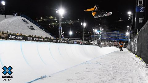 GOLD MEDAL VIDEO: Snowboard SuperPipe Session | X Games Aspen 2020 | X Games