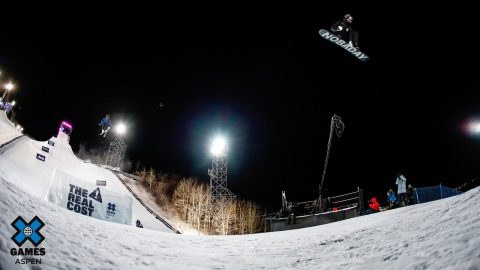GOLD MEDAL VIDEO: The Real Cost Men's Snowboard Big Air | X Games Aspen 2020 | X Games