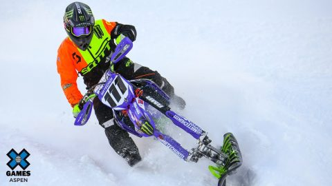 GOLD MEDAL VIDEO: Wendy's Snow BikeCross | X Games Aspen 2020 | X Games